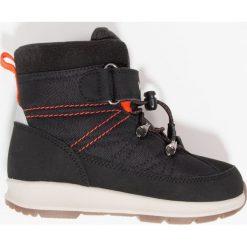 Buty zimowe damskie: Viking SOKNA GTX Śniegowce black/red