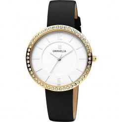 Zegarek kwarcowy w kolorze biało-czarno-złotym. Czarne, analogowe zegarki damskie Esprit Watches, metalowe. W wyprzedaży za 136,95 zł.