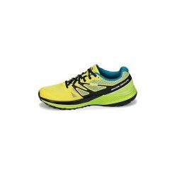 Buty do biegania Salomon  SENSE ESCAPE. Szare buty do biegania męskie marki Salomon, z gore-texu, na sznurówki, gore-tex. Za 383,20 zł.