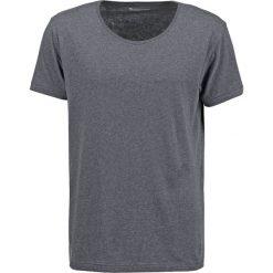 T-shirty męskie: Knowledge Cotton Apparel BASIC FIT ONECK Tshirt basic grey