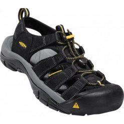 Keen Sandały Męskie Newport h2 M Black Us 10 (43 Eu). Czarne sandały męskie marki Keen. W wyprzedaży za 265,00 zł.