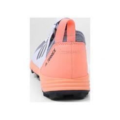Adidas Performance TERREX AGRAVIC SPEED W Obuwie hikingowe mottled grey/anthracite/orange. Brązowe buty sportowe damskie marki adidas Performance, z gumy. W wyprzedaży za 449,25 zł.