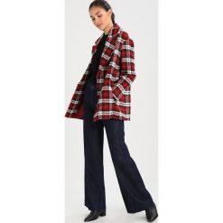 Płaszcze damskie pastelowe: Sisley HEAVY Płaszcz zimowy red