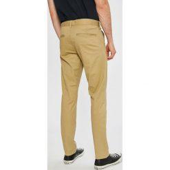 Brave Soul - Spodnie. Szare chinosy męskie marki Brave Soul, z bawełny. W wyprzedaży za 99,90 zł.