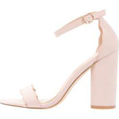 Sandały damskie: Miss Selfridge COPENHAGEN Sandały na obcasie taupe/beige