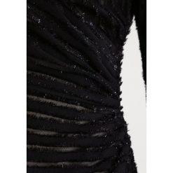 Sukienki hiszpanki: Young Couture by Barbara Schwarzer Sukienka koktajlowa schwarz/nude