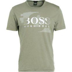 T-shirty męskie z nadrukiem: BOSS Green Tshirt z nadrukiem vetiver