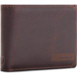 Duży Portfel Męski STRELLSON - Goldhawk 4010002301 702. Brązowe portfele męskie marki Strellson, ze skóry. Za 199,00 zł.