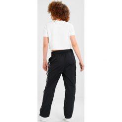 Spodnie dresowe damskie: Nike Sportswear PANT SNAP ARCHIVE Spodnie treningowe black/sail/sail