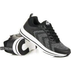 Wygodne buty sportowe AX BOXING czarne. Czarne halówki męskie AX BOXING. Za 119,00 zł.