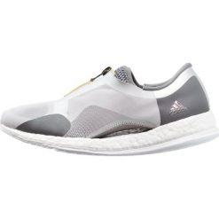 Buty damskie: adidas Performance PUREBOOST X TR Obuwie treningowe grey two/silver metallic/grey four