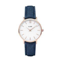 Zegarki damskie: Cluse Minuit CL30029 - Zobacz także Książki, muzyka, multimedia, zabawki, zegarki i wiele więcej