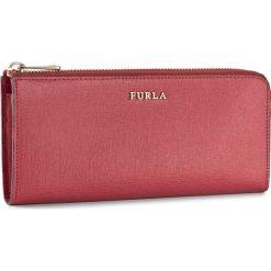 Duży Portfel Damski FURLA - Babylon 937352 P PS13 B30 Ruby. Czarne portfele damskie marki Furla. Za 610,00 zł.