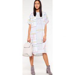 Sukienki hiszpanki: Native Youth SPECTRUM  Sukienka letnia grey