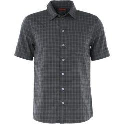 Koszule męskie na spinki: Mammut LENNI  Koszula shadow/graphite