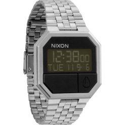 Zegarki męskie: Zegarek męski Black Nixon Re-Run A1581000