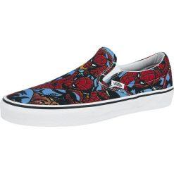 Vans Marvel Spiderman Slip-On Buty sportowe wielokolorowy. Szare buty sportowe męskie marki Vans, z motywem z bajki. Za 304,90 zł.
