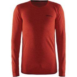 Craft Koszulka Męska Active Comfort Ls Czerwona M. Czerwone koszulki do fitnessu męskie Craft, m. Za 129,00 zł.