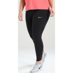 Nike Performance EPIC Legginsy black/silver. Czarne legginsy marki Nike Performance, l, z materiału, outdoorowe. Za 349,00 zł.