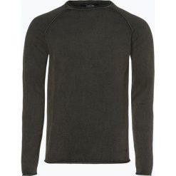 Solid - Sweter męski – Malvin, zielony. Zielone swetry klasyczne męskie Solid, m. Za 99,95 zł.