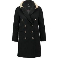 Płaszcze damskie pastelowe: Topshop NINA  Płaszcz wełniany /Płaszcz klasyczny black