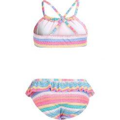 Seafolly STRIPE APRON Bikini candy. Niebieskie bikini marki Seafolly. W wyprzedaży za 159,20 zł.