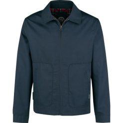 Chet Rock Frank Drizzler Jacket Kurtka granatowy. Niebieskie kurtki męskie Chet Rock, l, z materiału, rockowe. Za 304,90 zł.