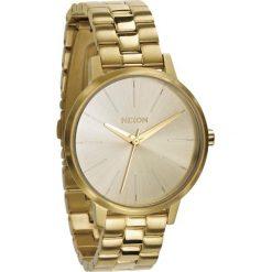 Zegarki damskie: Zegarek damski All Gold Nixon Kensington A0991502