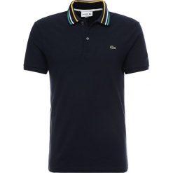 Lacoste Koszulka polo marine. Niebieskie koszulki polo Lacoste, m, z bawełny. Za 419,00 zł.