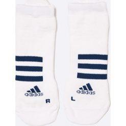 Adidas Performance - Skarpety. Szare skarpetki męskie marki adidas Performance, z bawełny. W wyprzedaży za 19,90 zł.