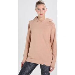 Bluzy rozpinane damskie: Varley WILTON Bluza z kapturem peach