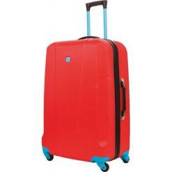 Walizka Venice Red/Blue 40l (7740). Czerwone walizki marki ELBRUS. Za 163,00 zł.