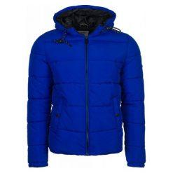 Q/S Designed By Kurtka Męska M Niebieski. Niebieskie kurtki męskie pikowane marki Oakley, na lato, z bawełny, eleganckie. Za 359,00 zł.