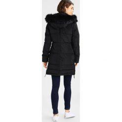 Płaszcze damskie pastelowe: ONLY ONLMISTY COAT  Płaszcz puchowy black