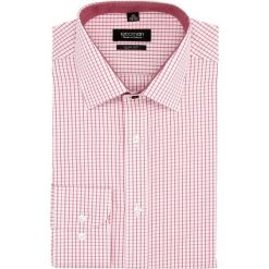 Koszula bexley 1889 długi rękaw slim fit róż. Czerwone koszule męskie slim Recman, m, z długim rękawem. Za 69,99 zł.