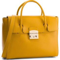 Torebka FURLA - Metropolis 978152 B BGZ8 ARE Ginestra e. Żółte torebki klasyczne damskie Furla, ze skóry. W wyprzedaży za 1509,00 zł.