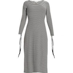 Długie sukienki: mint&berry DRESS WITH LACE UP DETAIL  Długa sukienka multi coloured