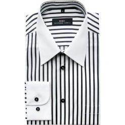 Koszula ARMANDO slim 14-09-28. Białe koszule męskie na spinki marki Reserved, l. Za 229,00 zł.