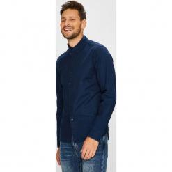Levi's - Koszula. Brązowe koszule męskie jeansowe Levi's®, l, button down, z długim rękawem. Za 299,90 zł.