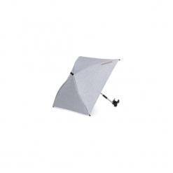Mutsy  Parasol przeciwsłoneczny i2 Pure Cloud - niebieski. Niebieskie parasole Mutsy. Za 190,00 zł.