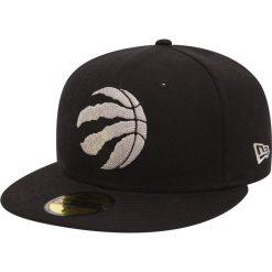 Czapki zimowe damskie: New Era 59Fifty Chain Stitch NBA Toronto Raptors Czapka New Era czarny