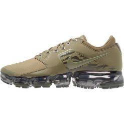 Nike Performance AIR VAPORMAX CAMO Obuwie do biegania treningowe olive. Zielone buty do biegania męskie Nike Performance, z materiału. Za 799,00 zł.