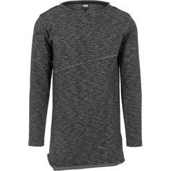 Bejsbolówki męskie: Bluza w kolorze czarnym