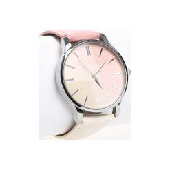 Różowo-Beżowy Zegarek Together Again. Brązowe zegarki damskie Born2be. Za 29,99 zł.