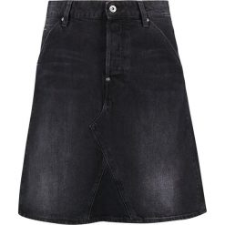 GStar 5622 SKIRT Spódnica trapezowa 94096193. Czarne spódniczki jeansowe marki G-Star, trapezowe. Za 609,00 zł.