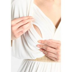 Sukienki hiszpanki: Envie de Fraise FELICIA Sukienka z dżerseju off white