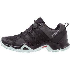 Adidas Performance TERREX AX2R  Obuwie do biegania Szlak core black/ash green. Brązowe buty do biegania damskie marki adidas Performance, z gumy. Za 399,00 zł.