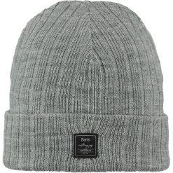 Barts - Czapka Parker Beanie heather grey. Brązowe czapki zimowe męskie marki Barts, na zimę, z dzianiny. W wyprzedaży za 39,90 zł.