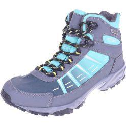 Buty trekkingowe damskie: Hi-tec Damskie Buty OLCA MID WP WO'S TURQUISE/BLACK/SILVER r. 40