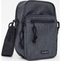 Plecaki męskie: Mały antracytowy plecak